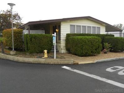 275 S WORTHINGTON ST UNIT 122, Spring Valley, CA 91977 - MLS#: 190003656