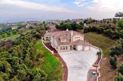 5006 Hill Ranch Dr, Fallbrook, CA 92028 - MLS#: 190003734