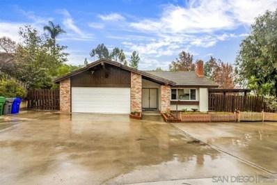 2246 Nielsen St., El Cajon, CA 92020 - MLS#: 190003915