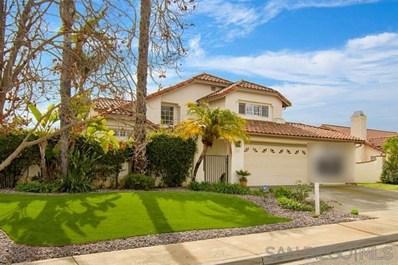 851 Bracero Place, Escondido, CA 92025 - MLS#: 190003981