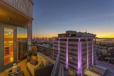 2500 6th Avenue UNIT PENTHOU>, San Diego, CA 92103 - MLS#: 190004368