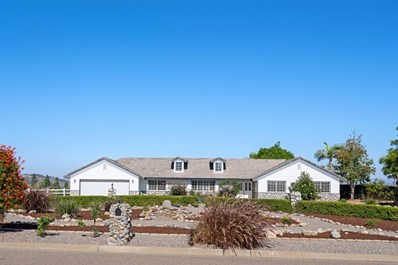 360 Futurity Lane, Fallbrook, CA 92028 - MLS#: 190004378
