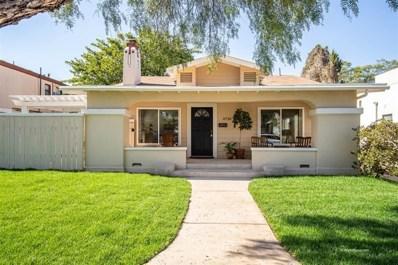 4738 Kensington, San Diego, CA 92116 - MLS#: 190004477