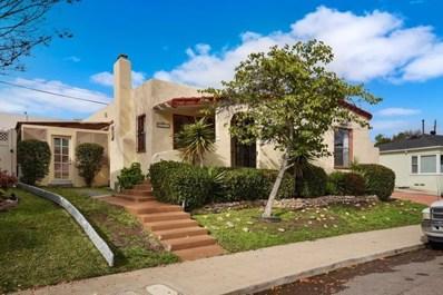4560 Highland Ave, San Diego, CA 92115 - MLS#: 190004545