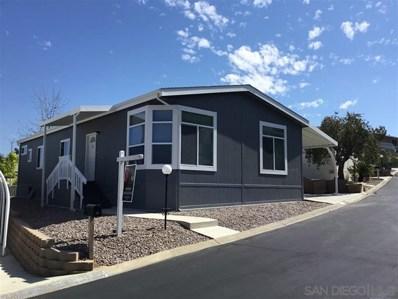 525 W El Norte Pkwy UNIT 88, Escondido, CA 92026 - MLS#: 190004578