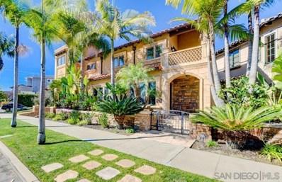 1615 San Luis Rey Avenue, Coronado, CA 92118 - MLS#: 190004694