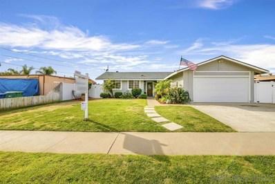 648 Wichita Ave W, El Cajon, CA 92019 - MLS#: 190005087