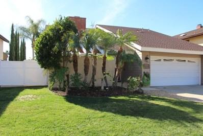 3716 Via Picante, La Mesa, CA 91941 - MLS#: 190005112