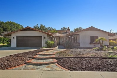 2748 Secret Lake Ln, Fallbrook, CA 92028 - MLS#: 190005189
