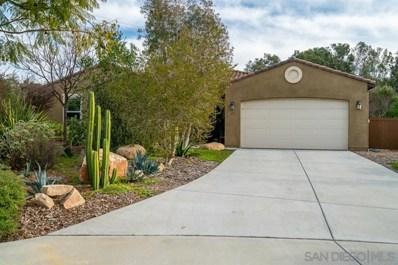 1697 Los Senderos, Santee, CA 92071 - #: 190005362