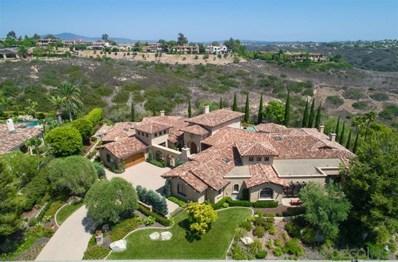 4915 Rancho Verde Trail, San Diego, CA 92130 - MLS#: 190005375