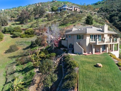 3335 Red Mountain Heights Rd, Fallbrook, CA 92028 - MLS#: 190005610