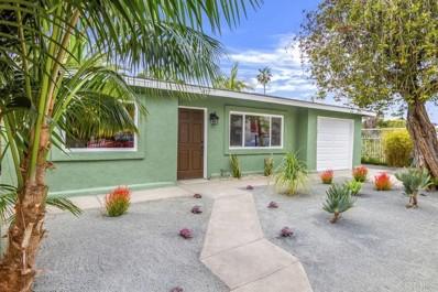 411 Garfield St., Oceanside, CA 92054 - MLS#: 190006046