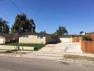 9152 orville st, Spring Valley, CA 91977 - MLS#: 190006197
