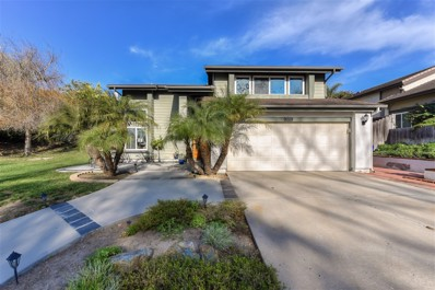 9019 Twin Trails Dr, San Diego, CA 92129 - MLS#: 190006356