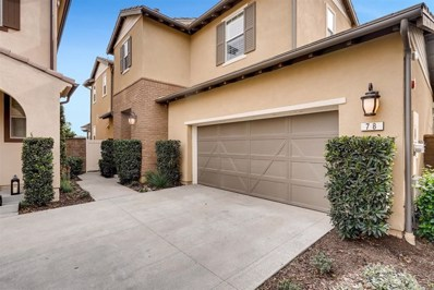 78 Baculo St, Rancho Mission Viejo, CA 92694 - MLS#: 190006669