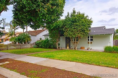 4352 Narragansett Ave, San Diego, CA 92107 - MLS#: 190006675