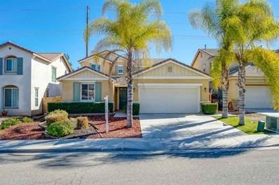 36940 Ascella Lane, Murrieta, CA 92563 - MLS#: 190006819