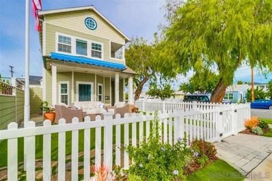 800 H Avenue, Coronado, CA 92118 - MLS#: 190006885