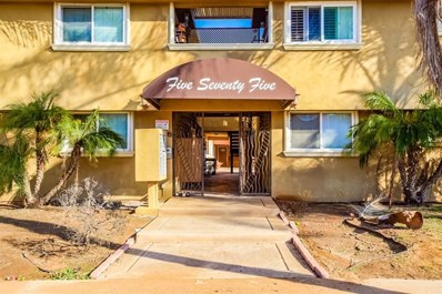 575 7th st UNIT 205, Imperial Beach, CA 91932 - MLS#: 190007088