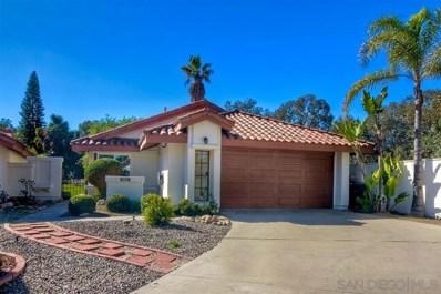 11705 Corte Templanza, San Diego, CA 92128 - MLS#: 190007233