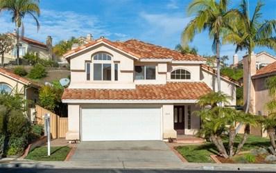 1854 Olympus Loop Drive, Vista, CA 92081 - MLS#: 190007401