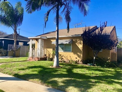 3409 Gale Ave, Long Beach, CA 90810 - MLS#: 190007510