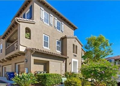 7890 Via Belfiore UNIT 1, San Diego, CA 92129 - MLS#: 190007526
