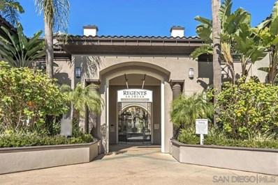9293 Regents Rd UNIT C206, La Jolla, CA 92037 - MLS#: 190007702