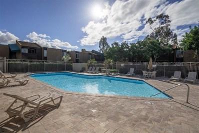 3456 Castle Glen Dr UNIT 156, San Diego, CA 92123 - MLS#: 190008377