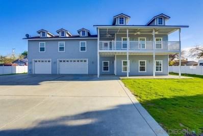 709 10th Street, Ramona, CA 92065 - MLS#: 190008417
