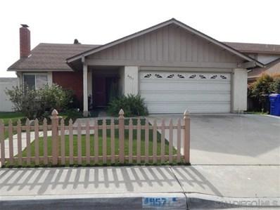 4957 Perkon Pl, San Diego, CA 92105 - MLS#: 190008624