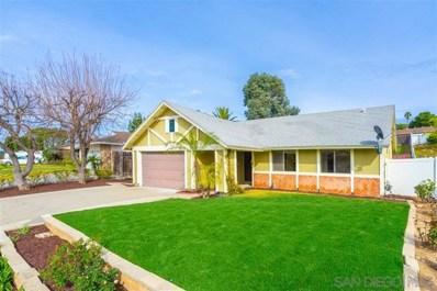 12223 Buckskin Trl, Poway, CA 92064 - MLS#: 190008731