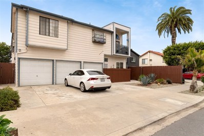 4540 Oregon St UNIT 3, San Diego, CA 92116 - MLS#: 190008825