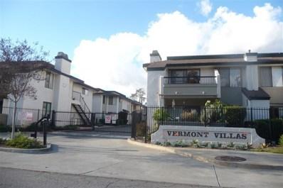 450 W Vermont Ave UNIT 1102, Escondido, CA 92025 - MLS#: 190008862