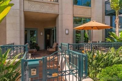 2500 6th Avenue UNIT TH04, San Diego, CA 92103 - MLS#: 190008865
