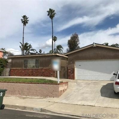 1329 Tobias Dr, Chula Vista, CA 91911 - MLS#: 190008983