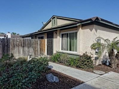2182 Bluehaven Court, San Diego, CA 92154 - MLS#: 190008991