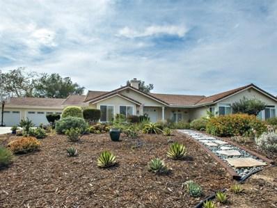 1991 Sloan Drive, Fallbrook, CA 92028 - MLS#: 190009048