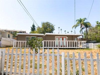 227 HILLSIDE TERRACE, Vista, CA 92084 - MLS#: 190009076