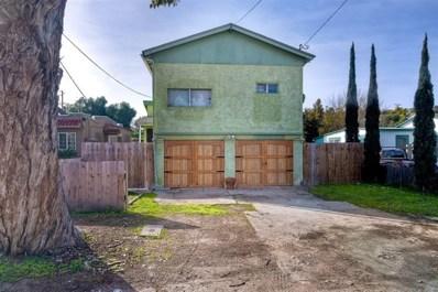 6839 Jamacha Rd, San Diego, CA 92114 - MLS#: 190009088