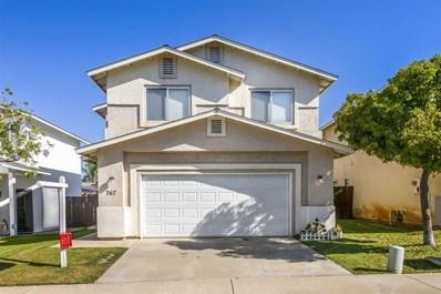 767 Nicholas Ln, El Cajon, CA 92019 - MLS#: 190009159