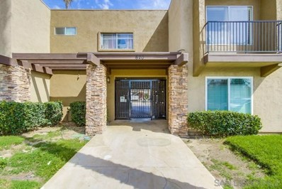 620 E E Lexington Ave UNIT 26, El Cajon, CA 92020 - MLS#: 190009203
