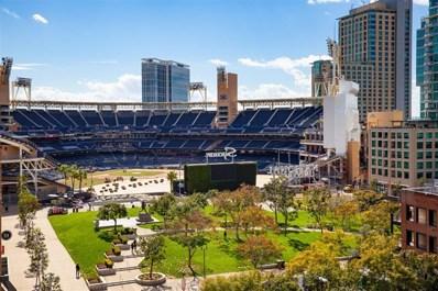 427 9th Ave UNIT 704, San Diego, CA 92101 - MLS#: 190009350