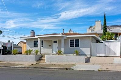 130 W Lewis St, San Diego, CA 92103 - MLS#: 190010217