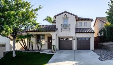 2470 Falcon Valley Drive, Chula Vista, CA 91914 - MLS#: 190010359