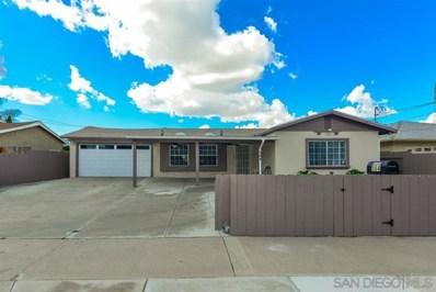 564 Broadview Street, Spring Valley, CA 91977 - MLS#: 190010592
