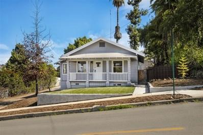 7985 Normal Ave, La Mesa, CA 91941 - MLS#: 190010687