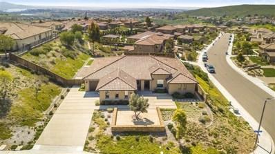 416 Agua Vista Dr, Chula Vista, CA 91914 - MLS#: 190010699
