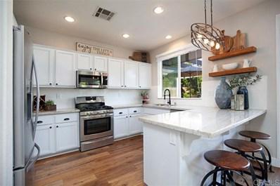 8250 Bryn Glen Way, San Diego, CA 92129 - MLS#: 190010892